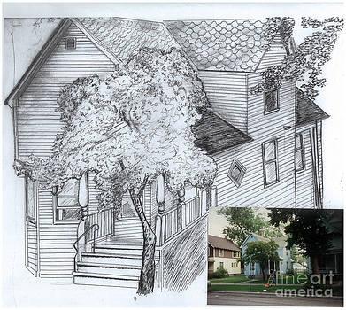 John's house by Valerie VanOrden