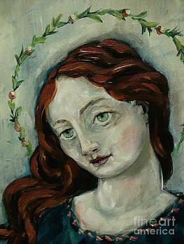 Jolene-Detail by Carrie Joy Byrnes