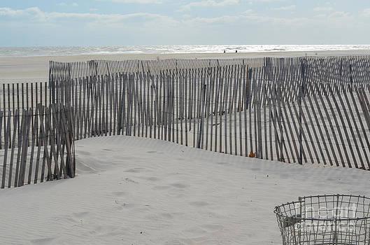 Jones Beach - Long Island by Amy Fearn
