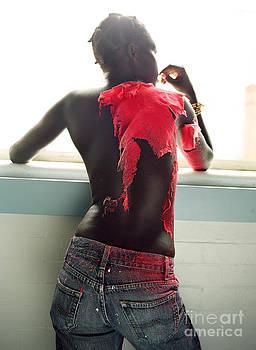 Josephine Red by Rebecca Harman