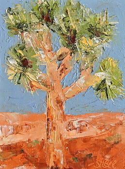 Joshua Tree by Kathy Stiber