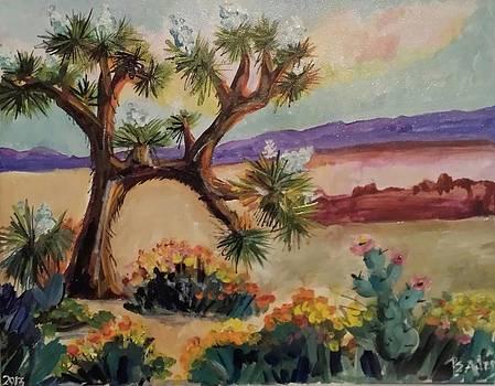 Joshua Tree  by Paula Stacy Adams