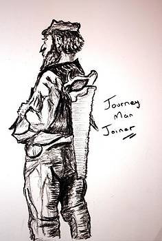 Journey Man Joiner by Paul Morgan