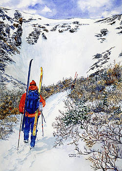 Journey to Tuckerman by C Marc Morelle