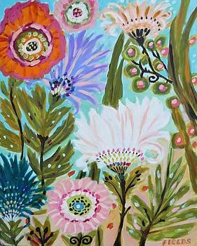Joy Garden by Karen Fields