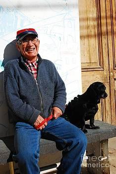Joy in Valparaiso by Susan Hernandez