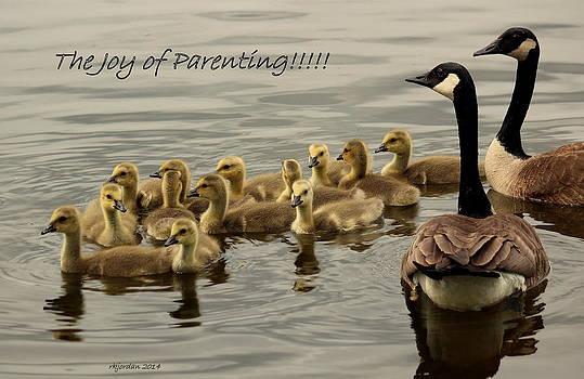 Rosanne Jordan - Joy of Parenting in Nature