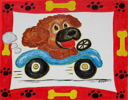 Joy Ride by Diane Pape