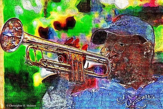 Christopher Holmes - Joyful Jazz