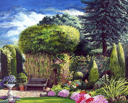 Joy's Garden by Mary Palmer