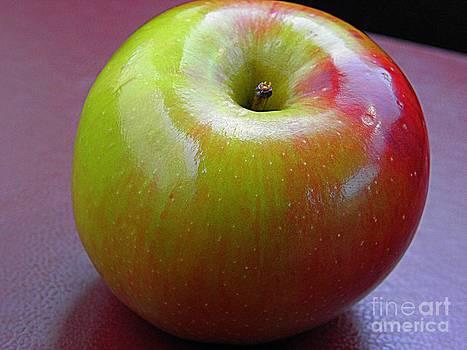 Juicy Apple by Frances Hodgkins