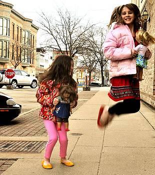 Jump For Joy by Jon Van Gilder