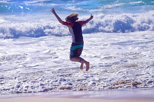 Michelle Wrighton - Jump