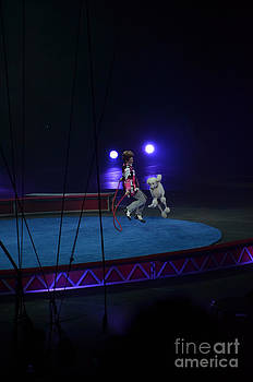 Jumprope with Fido by Robert Meanor