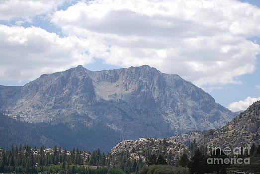 June Lake Range by George Mount