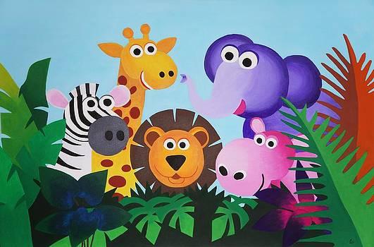 Jungle by Bav Patel