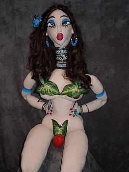 Jungle Beauty Goddess Afar by Cassandra George Sturges