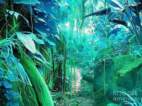 Jungle Blues by Michelle Stradford