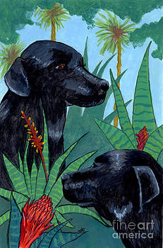 Jungle Dogs by Whitney Morton