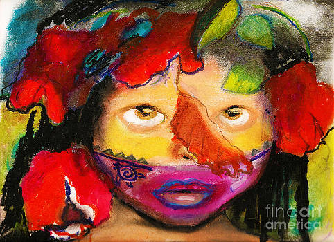Jungle Girl by Donna Chaasadah