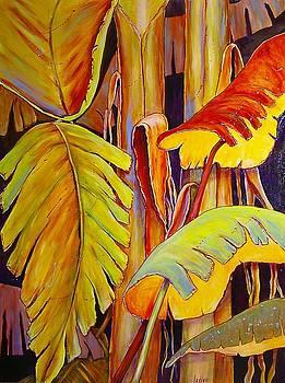 Jungle night by JAXINE Cummins