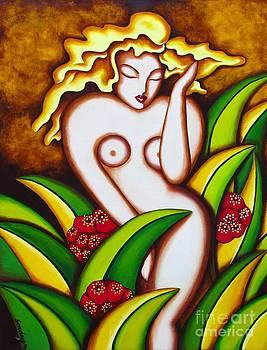 Jungle Nude by Joseph Sonday