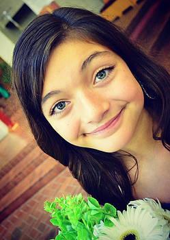 Junior Bridesmaid by Brooke Clark