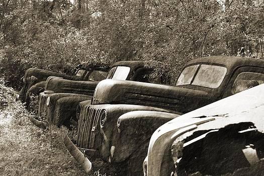 Junk Yard by Ruben  Flanagan