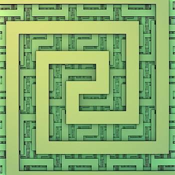 Just a Little Geometry by Lyle Hatch