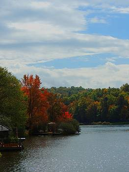 Just A Touch of Fall by Judy  Waller