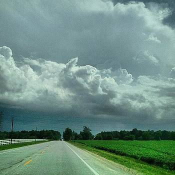 Just Another Hoosier Summer Day by Sandy MacGowan