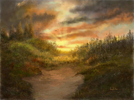 Just Before Darkness by Sena Wilson