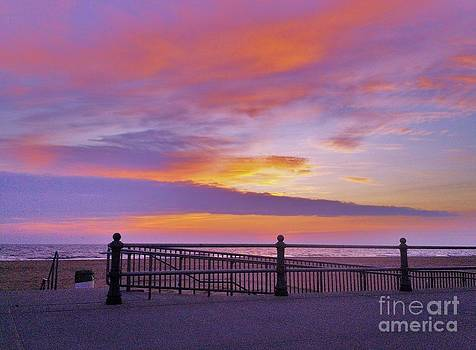 Just Before Sunrise by Robin Coaker