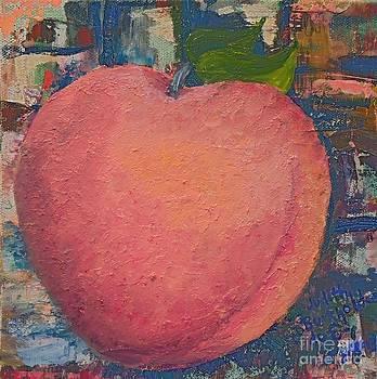 Just Peachy by Judith Espinoza