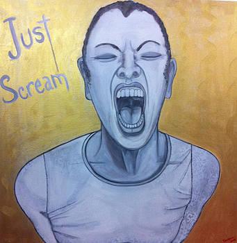 Just Scream by Darlene Graeser