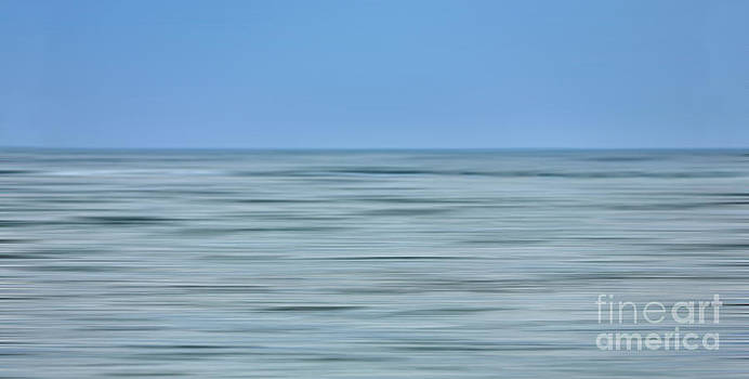 Dan Carmichael - Just Sky Just Water - a Tranquil Moments Landscape