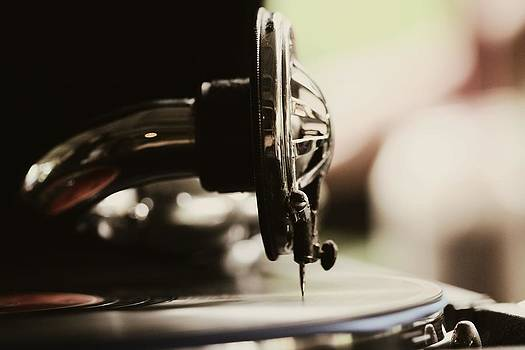 Just Take those old records off the shelf by Debbie Howden