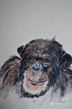 Just Thinking - Chimp by Betty Mulligan