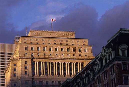 Harold E McCray - Justice Building - Montreal