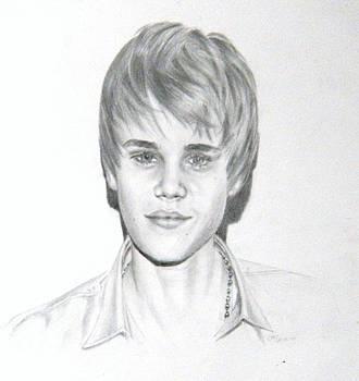 Justin Bieber by Lori Ippolito