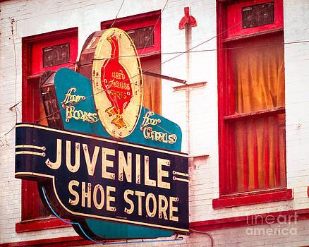 Sonja Quintero - Juvenile Shoe Store