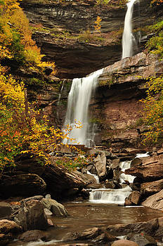 Kaaterskill Falls by Adam Paashaus