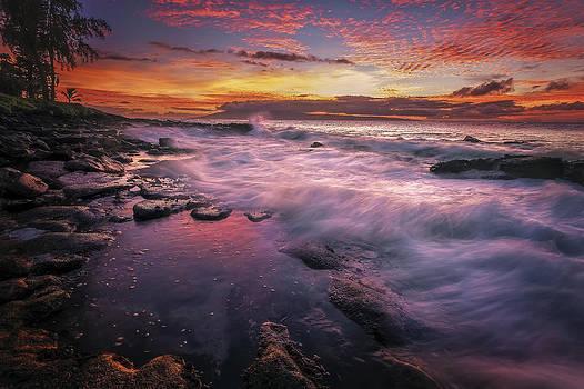 Kahana Maui by Hawaii  Fine Art Photography