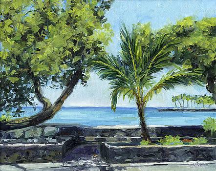Stacy Vosberg - Kailua - Kona Sea Wall