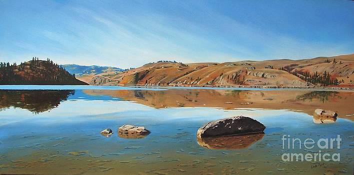 kalamalka Colour by Linda Hunt