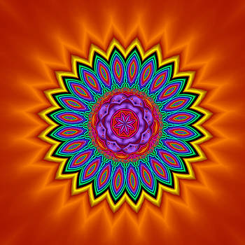 Kaleidoscope 1 Bright and Breezy by Faye Giblin
