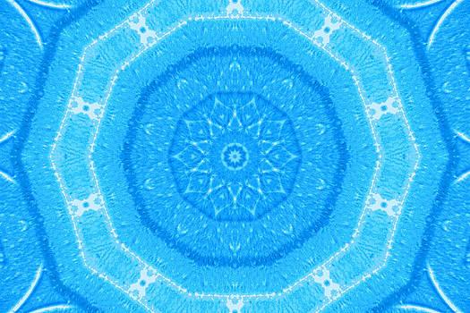 Kaleidoscope Blues by Paulette Maffucci