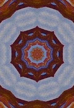 Kaleidoscope Branches by Joann Renner