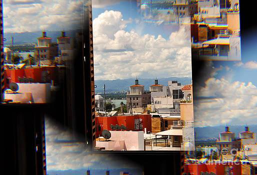 Kaleidoscopic View by Kimbrella  Studio