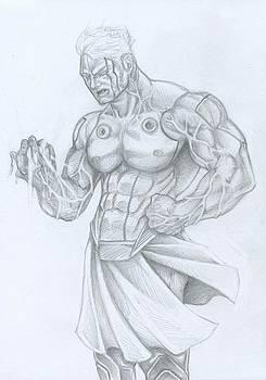 Kane by Michael Briggs